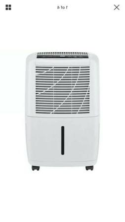 NEW Haier Energy Star 30 Pint Electronic Dehumidifier - Whit