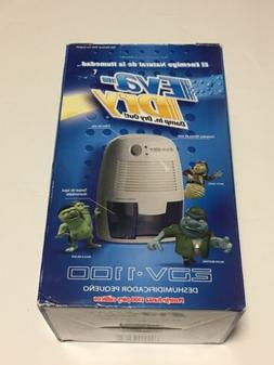 New Eva-Dry EDV-1100 Petite Dehumidifier Damp In Dry Out
