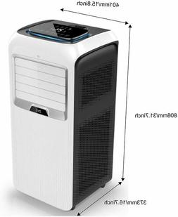 Portable Air Conditioner Fan Home Cooling Dehumidifying Mobi