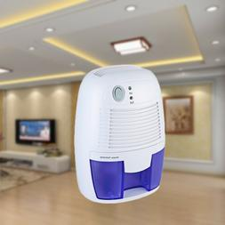 Portable Electric 500ml Home Air Dehumidifier Quiet Moisture