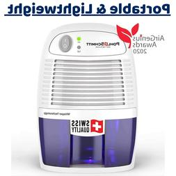 portable mini dehumidifier home removing air moisture