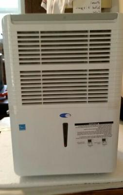 rpd 501wp energy star portable dehumidifier