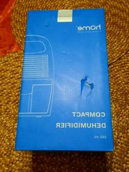 Sealed Homelabs Small Space Dehumidifier with Auto Shut Off