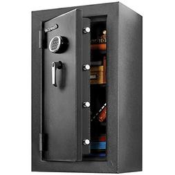 SentrySafe EF4738E Fireproof Waterproof Safe with Digital Ke