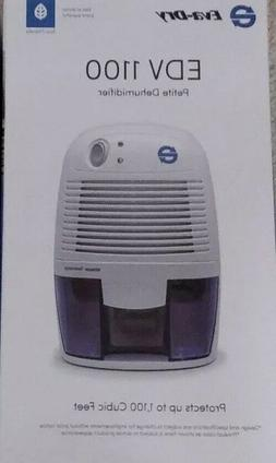 SET OF TWO: NEW Eva-Dry EDV-1100 Small Petite DEHUMIDIFIERS
