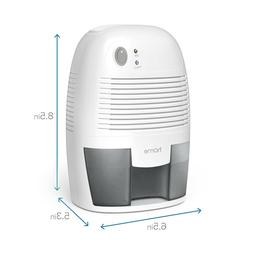 hOmeLabs Small Space Dehumidifier with Auto Shut-Off - Quiet