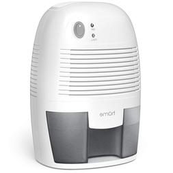 hOmeLabs Small Space Dehumidifier with Auto Shut-Off Quietly