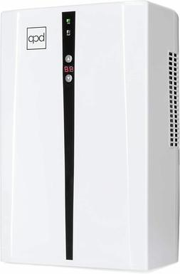 Thermo-Electric Dehumidifier Air Auto Humidistat 2L Tank wit