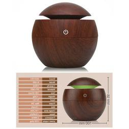 Usb Aroma Essential Oil Diffuser Ultrasonic Humidifier Air P