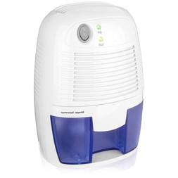 LUOYIMAN White Electric Mini Portable Air Dehumidifier for H